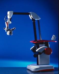 Leica-OP-Mikroskop