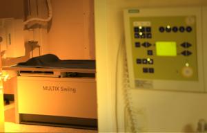 Siemens Multix Swing mit Konica Regius 190